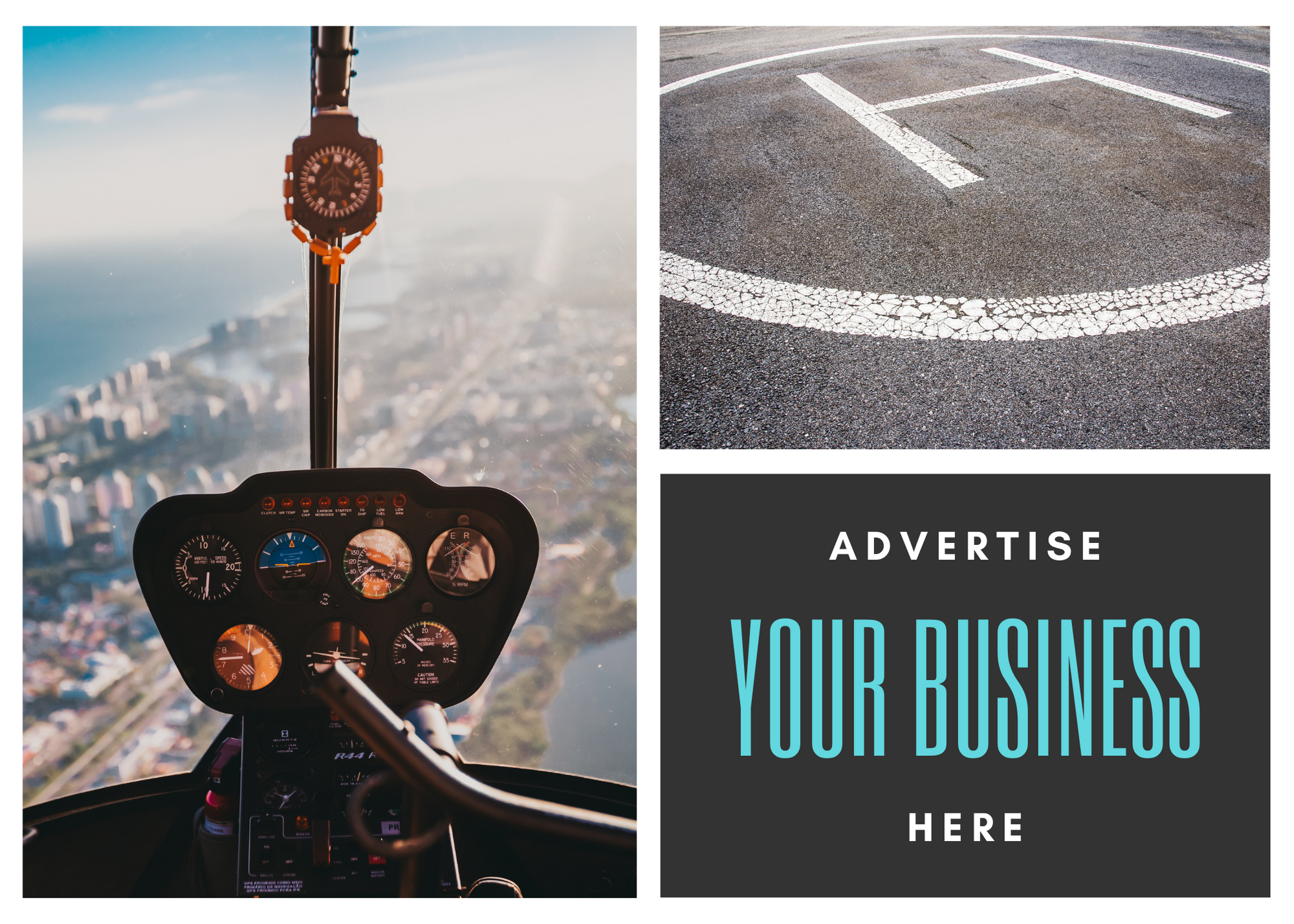 Advertise on Heli Addiction