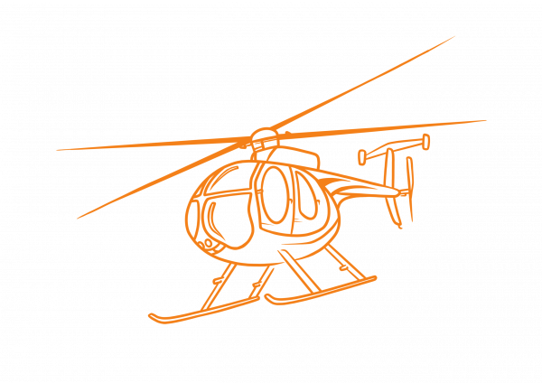 MD500 Helicopter