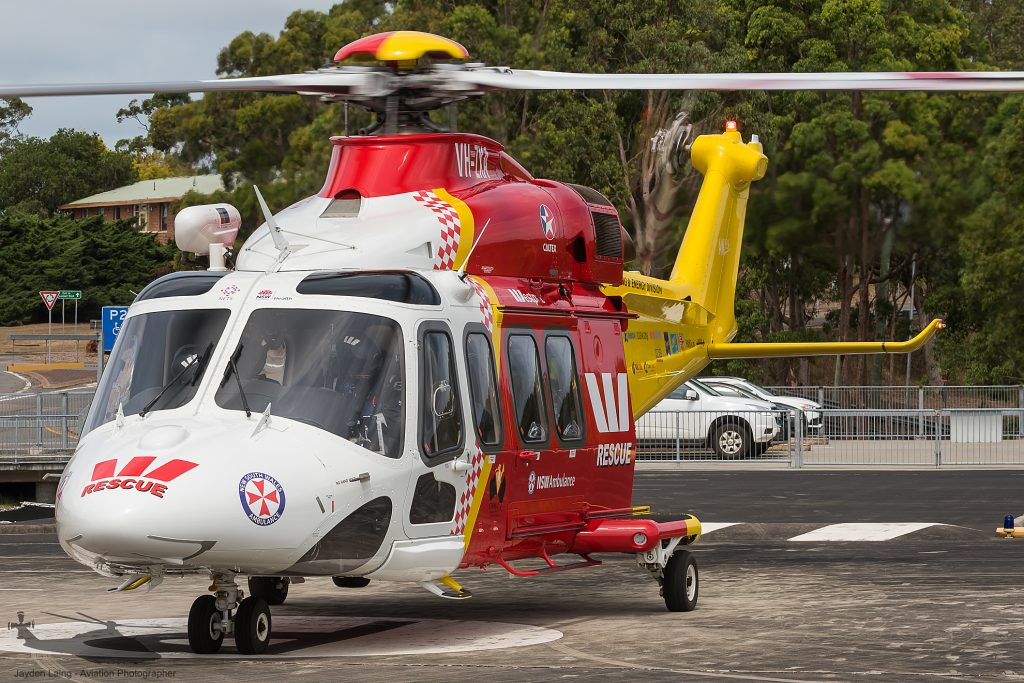 Westac Resuce Helicopter - Heli Addiction