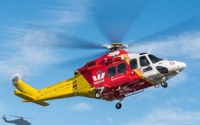 Westpac Rescue Helicopter Service NSW