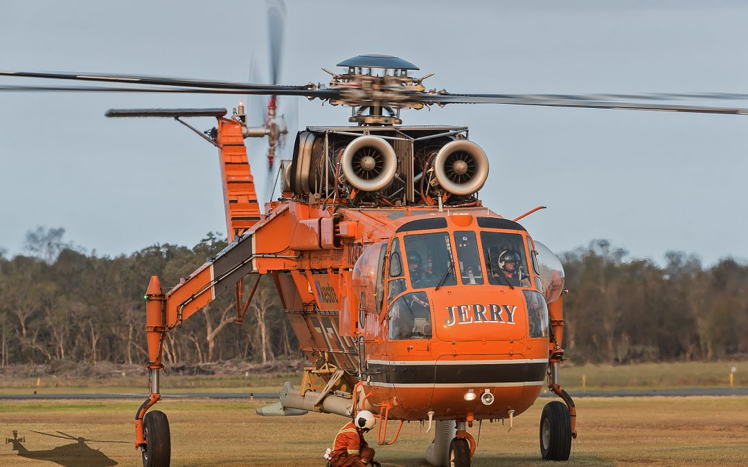 Taree Airport NSW Rural Fire Service Airbase 2020 fires