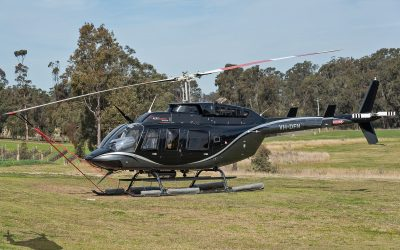 Australian Helicopter Business Spotlight – Aero Logistics Helicopters