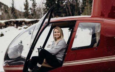 Commercial Pilot Interview – Meghan Simpson