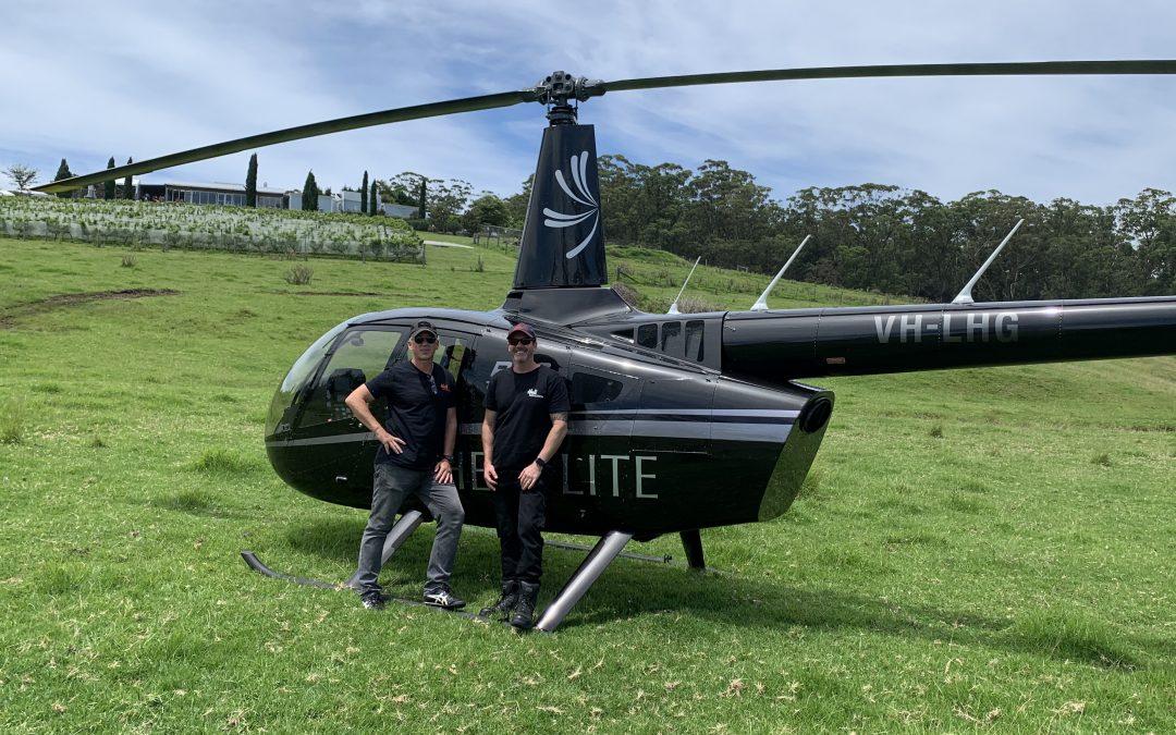 Commercial Pilot Interview – Bill Bestic